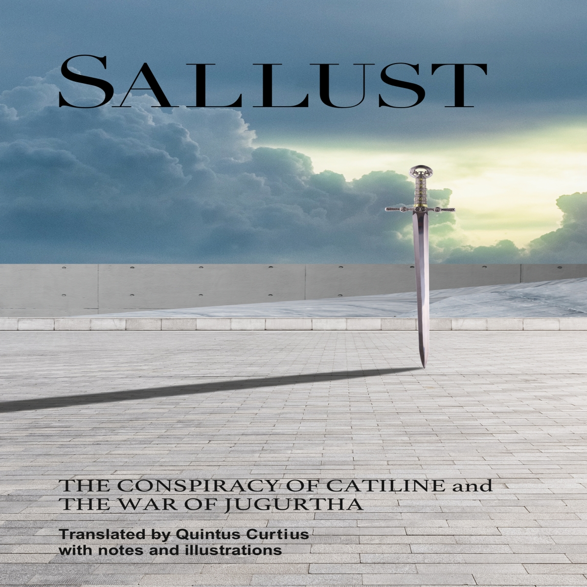 an essay on the significance of sallusts work through the book conspiracy of catiline Excellent narrative history of the catiline conspiracy of 63 bc, as recorded by sallust although the author obviously hated the democratic party with which catiline was connected catiline's followers stood and fought till they fell, with their wounds in front he himself hewed his way through the foe.