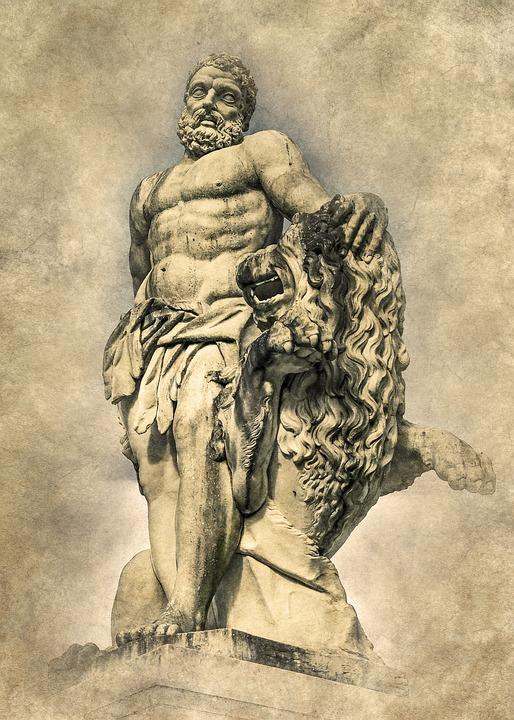 Hercules On Oeta: Immortality Through Virtue   Quintus Curtius